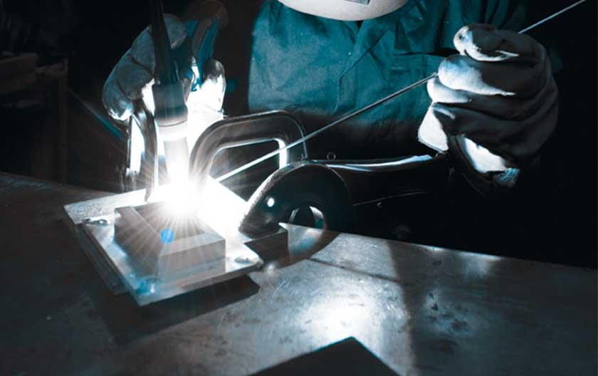 EMI Vent Panel Manufacture