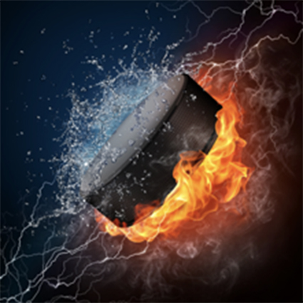 Abbildung für flammwidriges Elastomermaterial