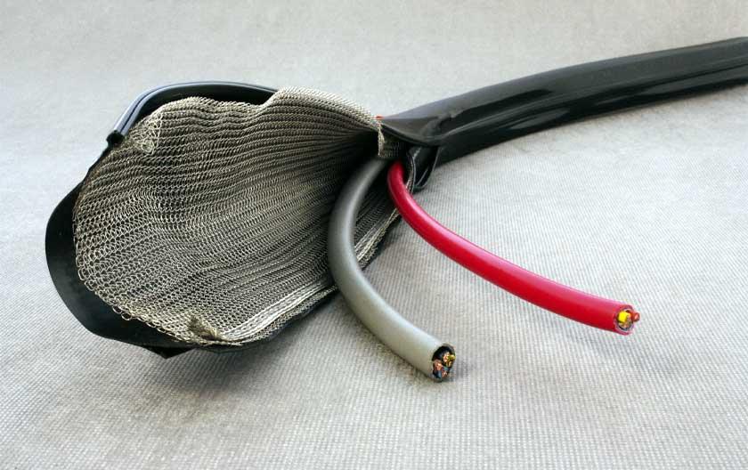 EMI-Kabelschutzhülle